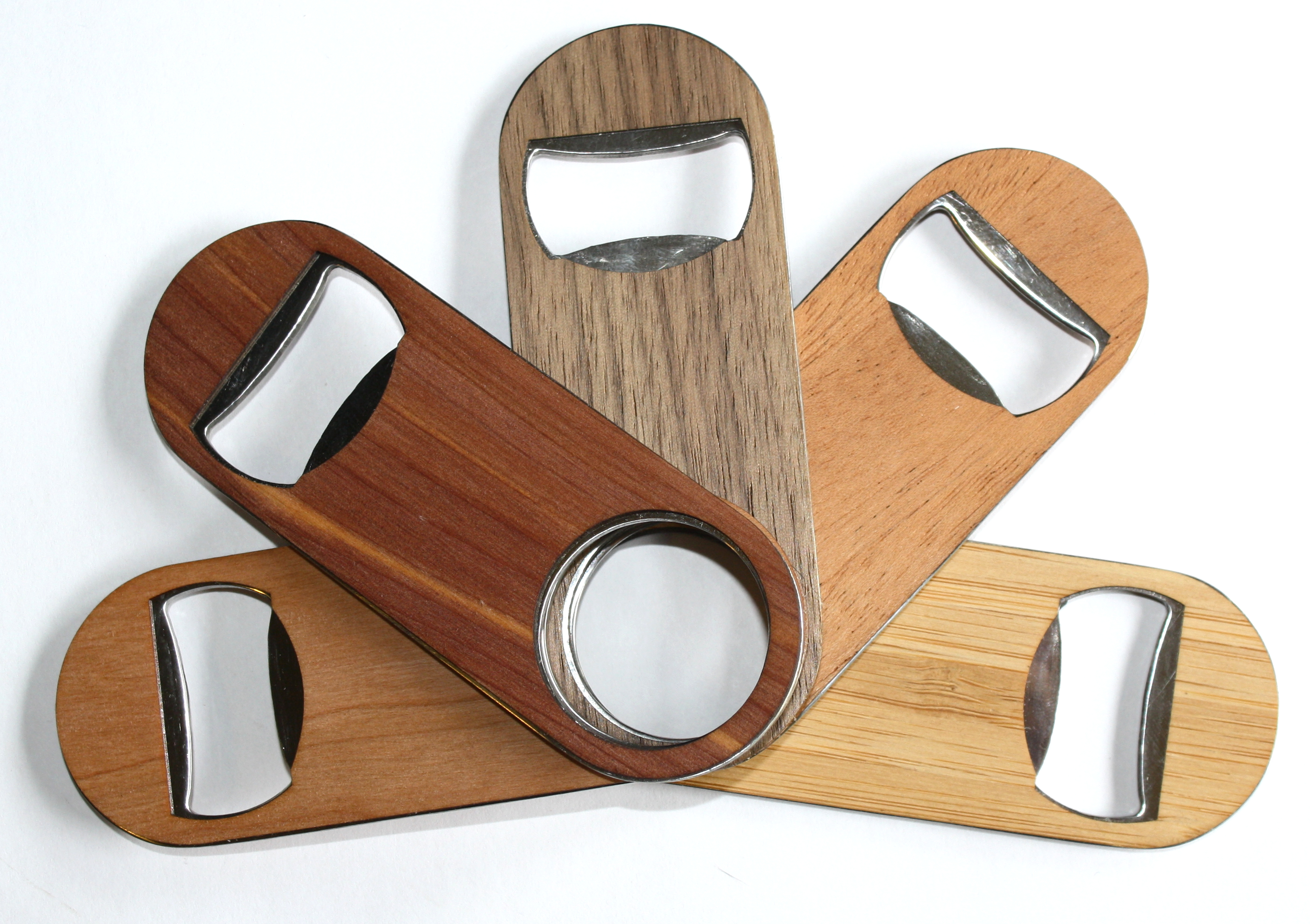 5 beautiful wood species for wooden promotional products