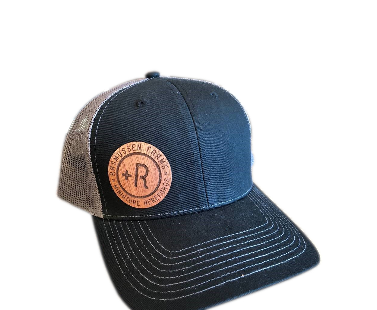 real aromatic cedar wood hat patch