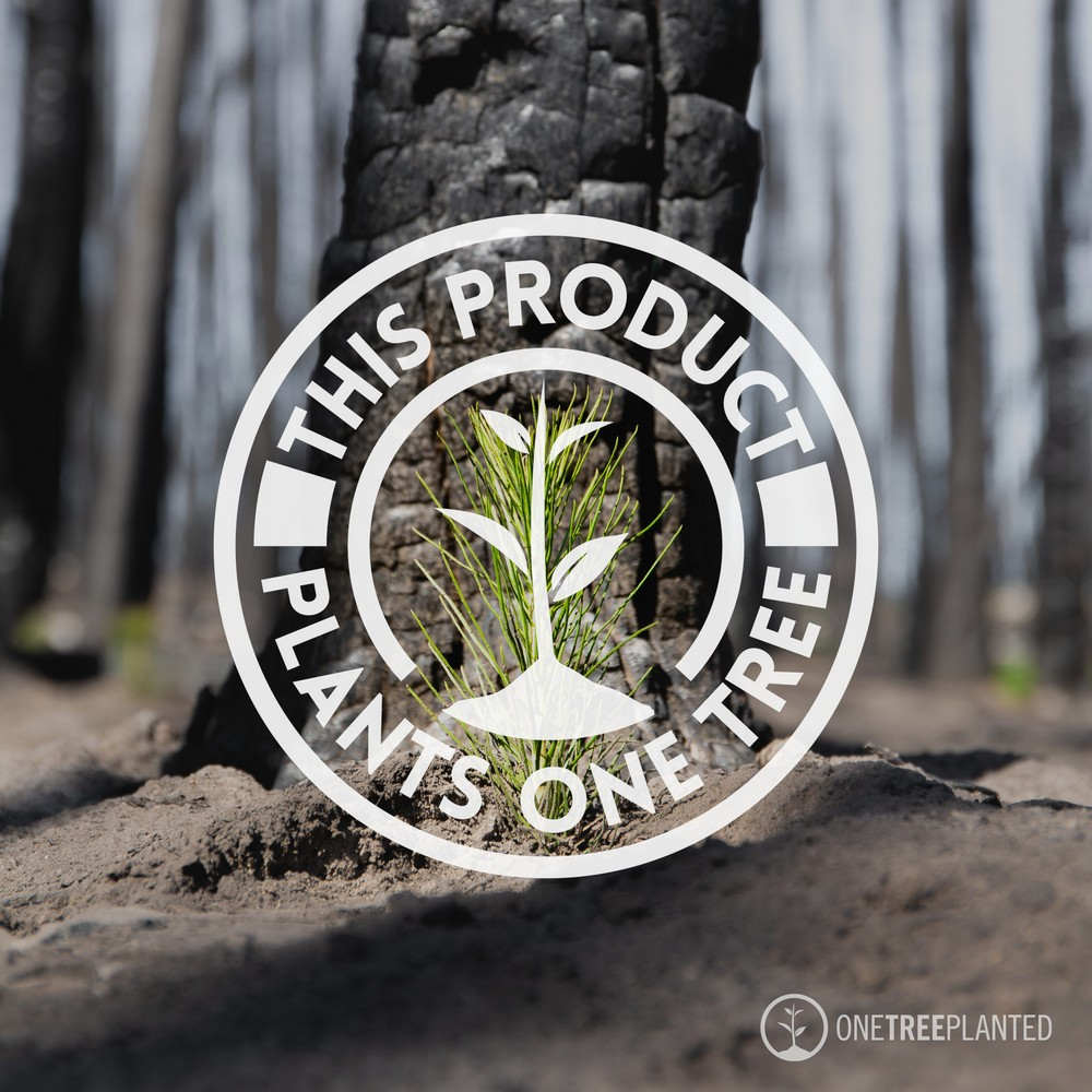 WUDN Promo is proud to announce our partnership with OneTreePlanted - Let's Plant Some Trees!