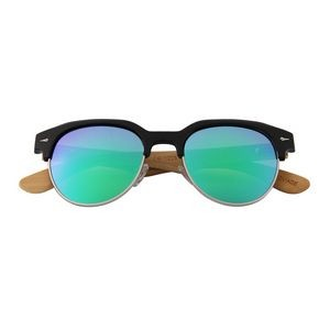 W-1205 Series Bamboo Wooden Vintage Retroshade Sunglasses