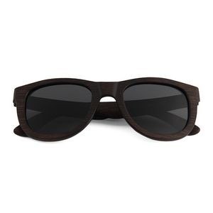 W-B2018 Series Bamboo Wooden Heavy Full Jacks Sunglasses