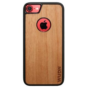 Wooden Apple iPhone� 7/8 Cut-Out Slim Case