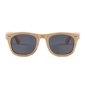 W-B2008 Series Bamboo Wooden Classic Full Jacks Sunglasses